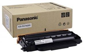 Toner oryginalny Panasonic KX-FAT420X do KX-MB2230 / KX-MB2270 / KX-MB2515 / KX-MB2545 / KX-MB2575 na 1,5 tys.str.