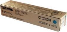 Toner Toshiba T-3511E-C cyan do e-studio 3511 / e-studio 4511 na 10 tys. str. T3511EC