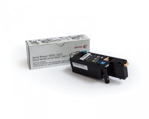 Xerox Toner Phaser 6020 106R02760 Cyan 1K