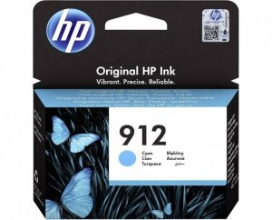 HP Tusz nr 912 3YL77AE Cyan 315str 3YL77AE