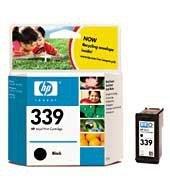 Tusz HP No 339 czarny C8767EE poj. 21ml do DeskJet 5740 / DeskJet  6940 /  PSC 2610
