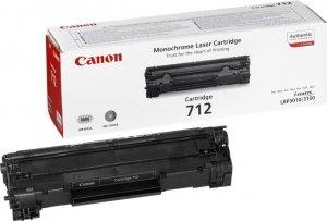 Toner oryginalny Canon 712 black LBP-3010 LBP-3100 na 1,5 tys. CRG712