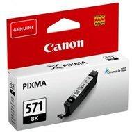Tusz Canon CLI-571BK do Pixma MG-5750/6850/7750   7ml   black