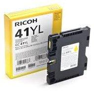 Tusz Ricoh do SG2100N/3110DN/3110DNW GC 41YL | 600 str. | yellow