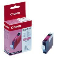 Tusz Canon BCI3EM do BJ-C6000/6100, S400/450, C100, MP700 | 280 str. | magenta