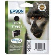 Tusz Epson T0891 do Stylus S20, SX-100/105/200/205 | 5,8ml | black