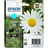 Tusz Epson T1802 do  XP-102/202/302/305/402/405 | 3,3ml |  cyan