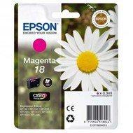 Tusz Epson T1803  do XP-102/202/302/305/402/405 | 3,3ml |  magenta