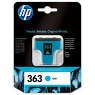 Tusz HP 363 Vivera do Photosmart 3210/3310/8250   400 str.   cyan