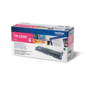 Toner oryginalny Brother TN230M magenta do  HL-3040CN / HL-3070CW / DCP-9010CN / MFC-9120CN / MFC-9320CW na 1,4 tys. str. TN-230M
