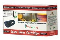 Toner FINECOPY zamiennik 711 cyan do Canon I-Sensys LBP-5300 / LBP-5360 / MF-8450 / MF-9170 / MF-9130 / MF-9220Cdn na 6 tys. str. CRG711C