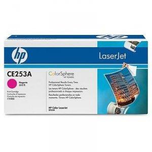 Toner oryginalny HP CE253A magenta do HP Color LaserJet CP3525 / CP3525n / CP3525dn / CP3525x / CM3530 / CM3530fs na 7 tys. str.