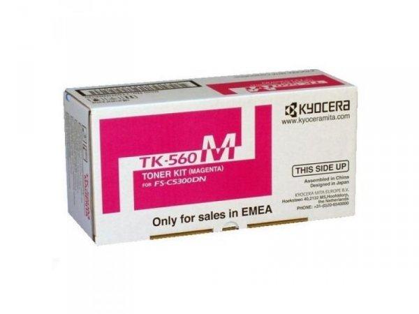 Toner oryginalny Kyocera TK-560M do FS-5300 / FS-5350 | 10 000 str. | magenta
