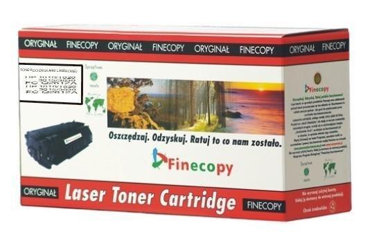 Kompatybilny toner FINECOPY zamiennik Q2672A yellow do Color LaserJet 3500 / 3550 na 4 tys. str.