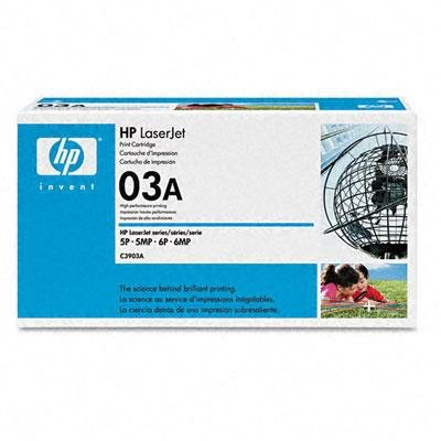 Toner HP C3903A black do LaserJet 5p / 5mp / 6p / 6mp na 4 tys .str 03A