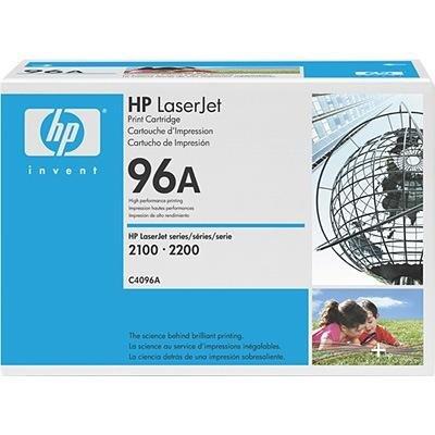 Toner HP C4096A black do HP LJ 2100 / 2200 na 5 tys.str. 96A