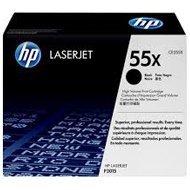 Toner HP 55X do LaserJet P3015, M525   12 500 str.   black