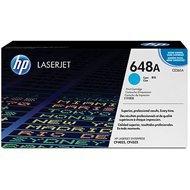 Toner HP 648A do LaserJet CP4025/4525 | 11 000 str. | cyan