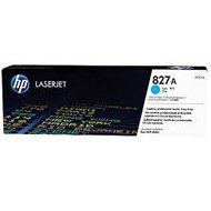 Toner HP 827A do LaserJet Enterprise Flow M880 | 32 000 str. | cyan