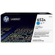 Toner HP 653A do Color LaserJet Enterprise M680 | 16 500 str. | cyan
