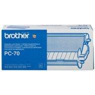 Kartridż z kasetą Brother do faxu   144 str.   black