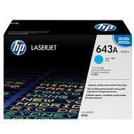 Toner HP 643A do Color LaserJet 4700 | 10 000 str. | cyan