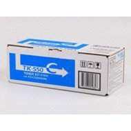 Toner Kyocera TK-550C do FS-C5200DN | 6 000 str. | cyan