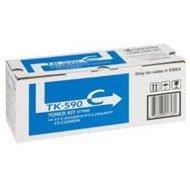 Toner Kyocera TK-590C do FS-C2026/C2126   5 000 str.   cyan