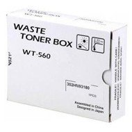 Pojemnik na toner Kyocera WT-560 do FS-C5100/5200/5350