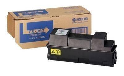 Toner oryginalny Kyocera TK-360 do FS-4020DN / FS-4020  na 20 tys. str. TK360