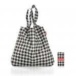 Siatka na zakupy Mini Maxi Shopper kolor Fifties Black, firmy Reisenthel