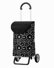 Wózek na zakupy Scala Plus Lilo czarny, firmy Andersen