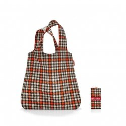 Siatka na zakupy Mini Maxi Shopper kolor Glencheck Red, firmy Reisenthel