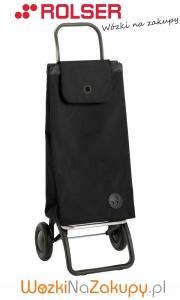Wózek na zakupy IMX001 Convert RG kolor NEGRO, firmy Rolser