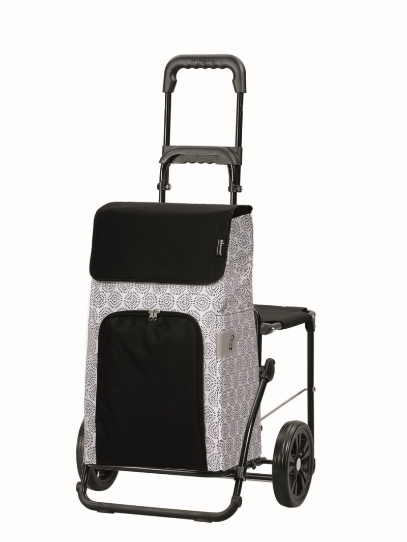 Wózek na zakupy Komfort Henni biały, firmy Andersen