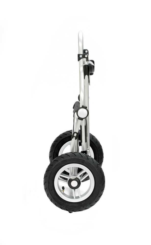 Wózek na zakupy Royal 163 Ortlieb szary, firmy Andersen