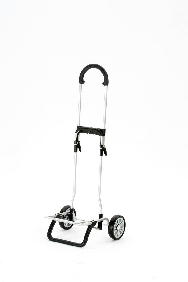 Wózek na zakupy Scala Plus Vika czarny, firmy Andersen