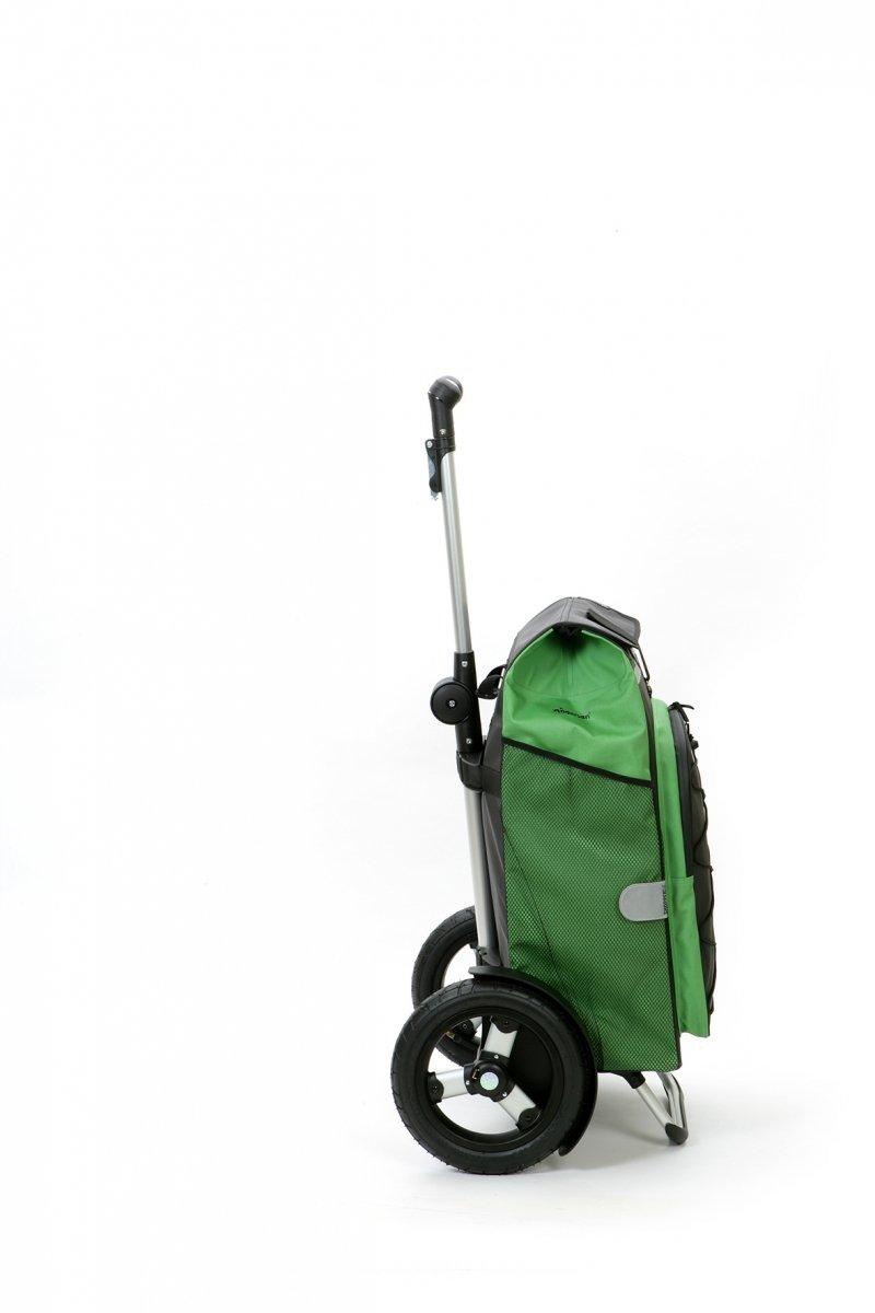 Wózek turystyczny Tura 136 Ortlieb zielony, firmy Andersen