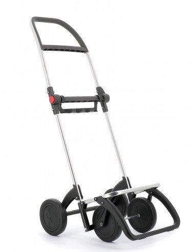 Wózek na zakupy IMX305 LOGIC DOS+2 kolor AZUL, firmy Rolser