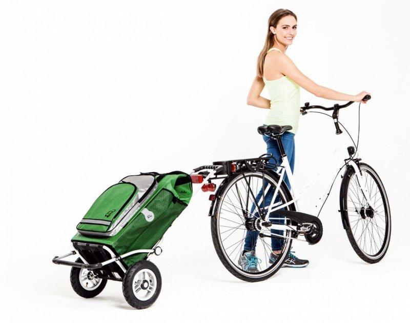 Wózek na zakupy Royal 163 Ando niebieski, firmy Andersen