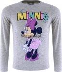 Bluzka Myszka Minnie szara