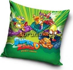 Poszewka na poduszkę Super Zings zielona