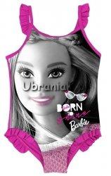 Strój Kąpielowy Dziewczęcy Jednoczęściowy Barbie
