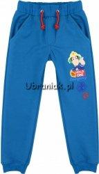 Spodnie dresowe Strażak Sam niebieskie