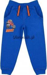 Spodnie dresowe wiosenne Blaze niebieskie