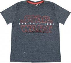 T-shirt Star Wars THE LAST JEDI grafit