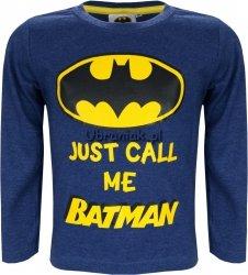 Bluzka Batman ciemny niebieski