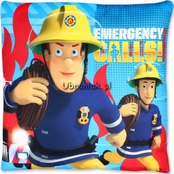 Poduszka Strażak Sam