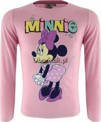 Bluzka Myszka Minnie róż
