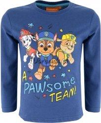 Bluzka Psi Patrol TEAM niebieska